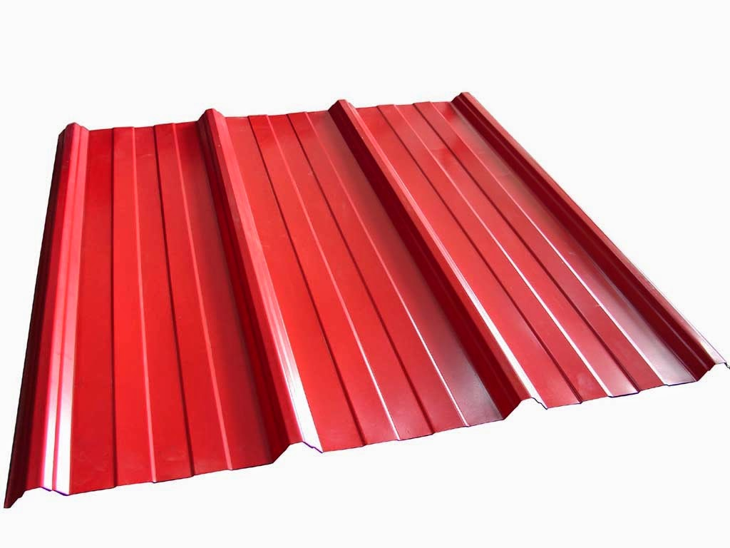 Rojo teja.